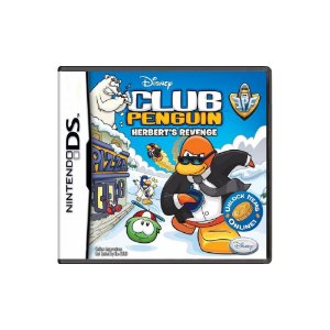 Club Penguin: Herbert's Revenge (Sem Capa) - Usado - DS