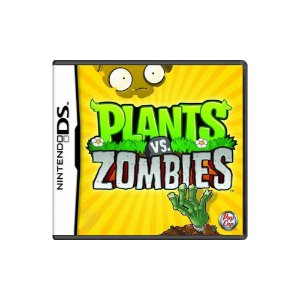 Plants vs Zombies - Usado - DS