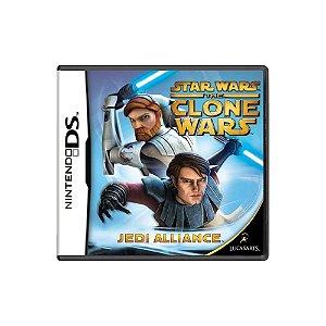 Star Wars The Clone Wars: Jedi Alliance - Usado - DS