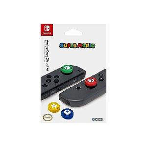 Case Para Analógico Super Mario - Switch