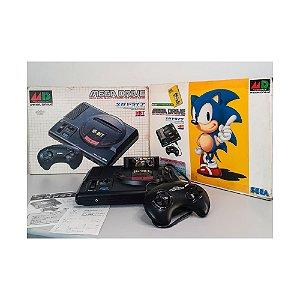 Console Mega Drive 16 BITS + Golden Axe II - Usado - Sega