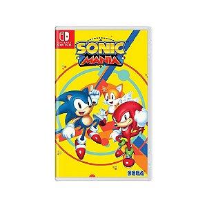 Sonic Mania - Switch
