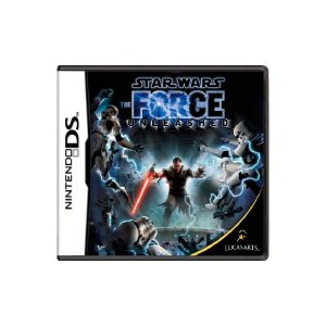 Star Wars The Force Unleashed - Usado - DS