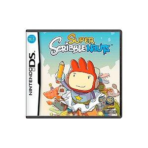 Super ScribbleNauts - Usado - DS