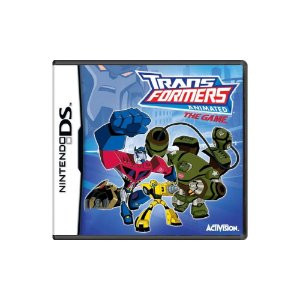 Transformers Animated The Game - Usado - DS