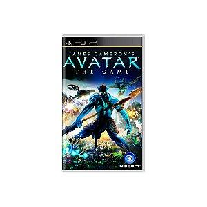 James Cameron's Avatar The Game - Usado - PSP