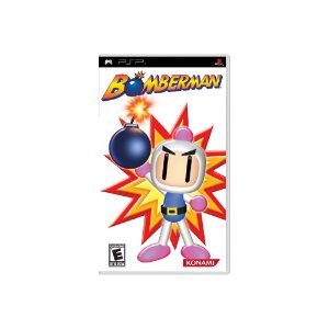 Bomberman - Usado - PSP