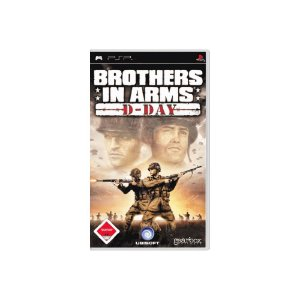 Brothers in Arms D-Day (Sem Capa) - Usado - PSP