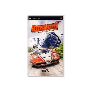 Burnout Legends - Usado - PSP