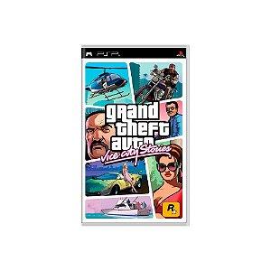 Grand Theft Auto Vice City Stories - Usado - PSP