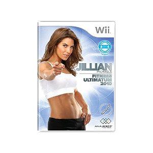 Jillian Michaels Fitness Ultimatum 2010 - Usado - Wii
