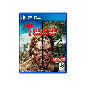 Dead Island: Definitive Collection - Usado - PS4