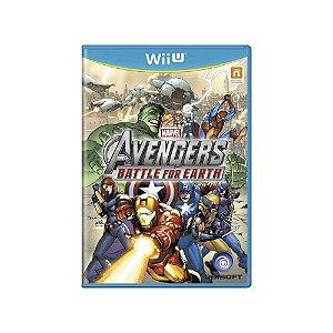 Avengers Battle for Earth - Usado - Wii U