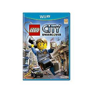 LEGO City Undercover - Usado - Wii U