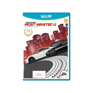 Need for Speed Most Wanted - Usado - Wii U