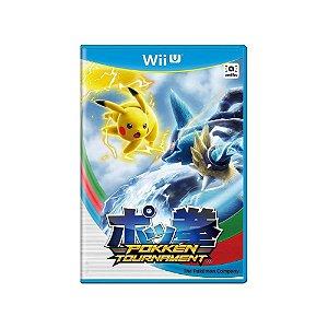 Pokkén Tournament - Usado - Wii U