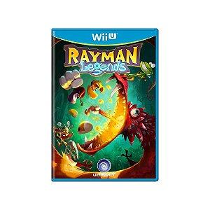 Rayman Legends - Usado - Wii U