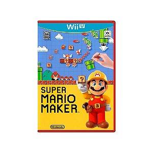 Super Mario Maker - Usado - Wii U