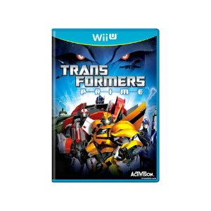 Transformers Prime - Usado - Wii U
