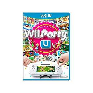 Wii Party - Usado - Wii U
