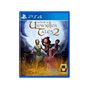 The Book of Unwritten Tales 2 - Usado - PS4