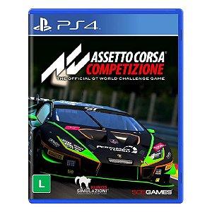 Assetto Corsa Competizione - Usado - PS4