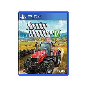 Farming Simulator 17 - Usado - PS4