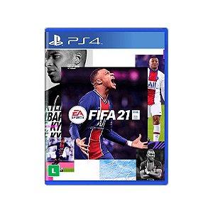 FIFA 21 - Usado - PS4