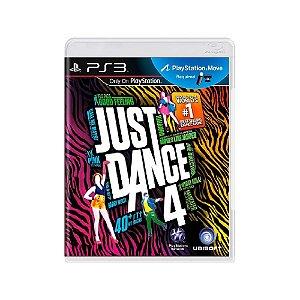 Just Dance 4 - Usado - PS3