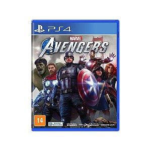 Marvel's Avengers - Usado - PS4