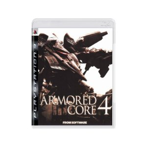 Armored Core 4 - Usado - PS3