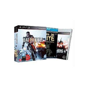 Battlefield 4 + Filme Tropa de Elite - Usado - PS3