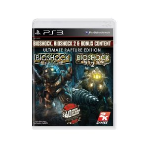 Bioshock & Bioshock II Ultimate Rapture E. - Usado - PS3