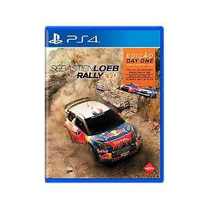 Sébastien Loeb Rally Evo - Usado - PS4