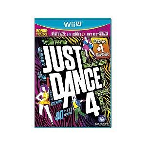 Just Dance 4 - Usado - Wii U