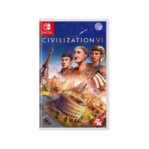 Sid Meier's Civilization VI - Usado - Switch