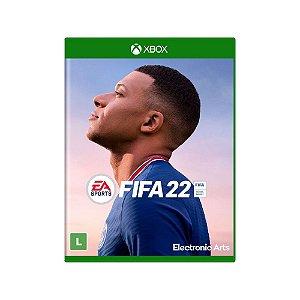 FIFA 22 - Pré-venda - Xbox Series X