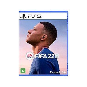FIFA 22 - Pré-venda - PS5