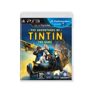 The Adventures of Tintin The Game - Usado - PS3