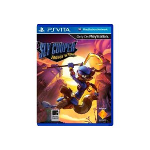 Sly Cooper Thieves in Time - Usado - PS Vita