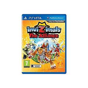 Invizimals The Alliance - Usado - PS Vita