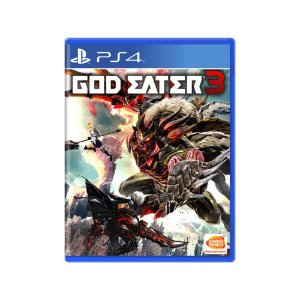 God Eater 3 - Usado - PS4