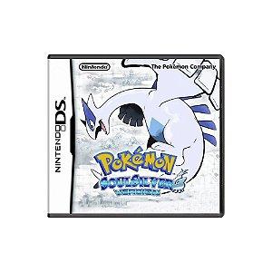 Pokémon SoulSilver Version - Usado - DS