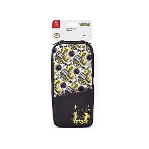 Case Slim Pouch Hori Pikachu - Switch