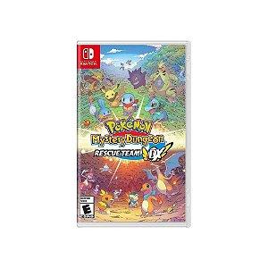 Pokémon Mystery Dungeon Rescue Team DX - Usado - Switch