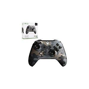 Controle Camuflado Night Ops Camo - Xbox One