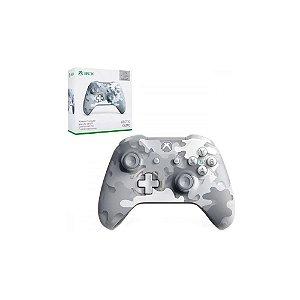Controle Camuflado Arctic Camo - Xbox One