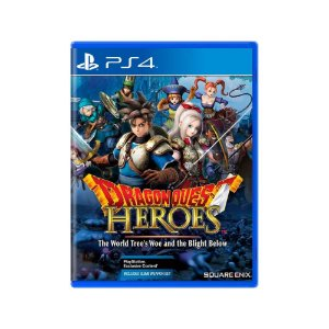 Dragon Quest Heroes The World Tree's Woe and The Blight Below - Usado - PS4
