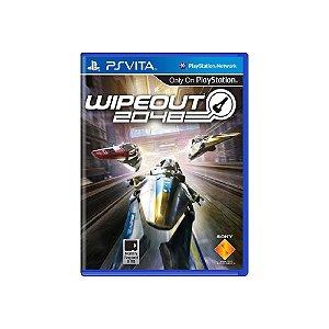 Wipeout 2048 - Usado - PS Vita