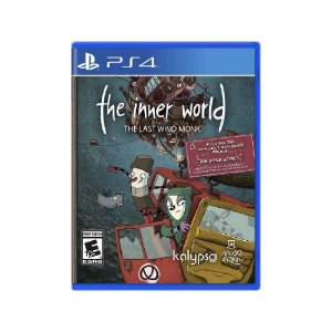 The Inner World The Last Wind Monk - Usado - PS4